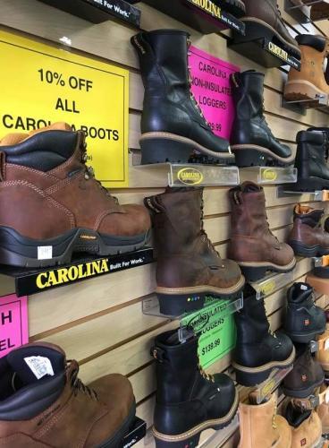 Footwear Carolina Boots 2