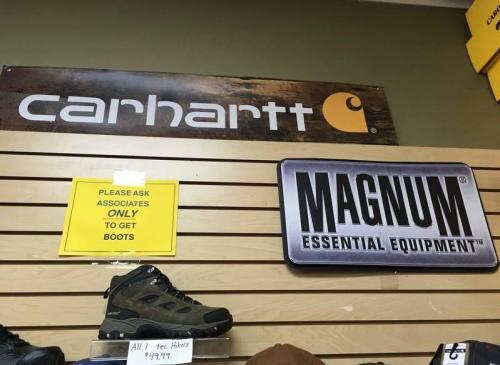 Footwear Magnum