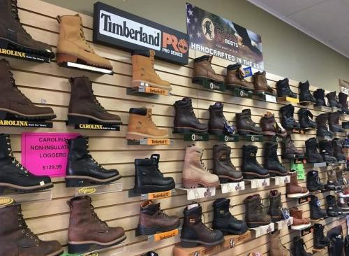 Footwear Timberland Pro Series